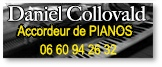 Daniel Collovald Accordeur de Piano